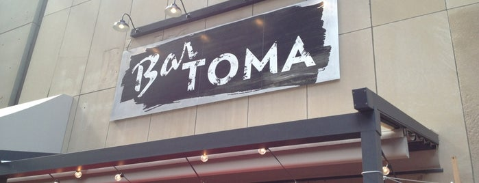 Bar Toma is one of Meals to Eat.