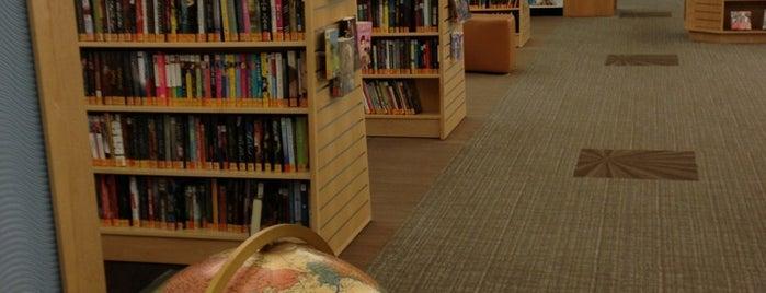 Los Altos Library is one of South Bay.