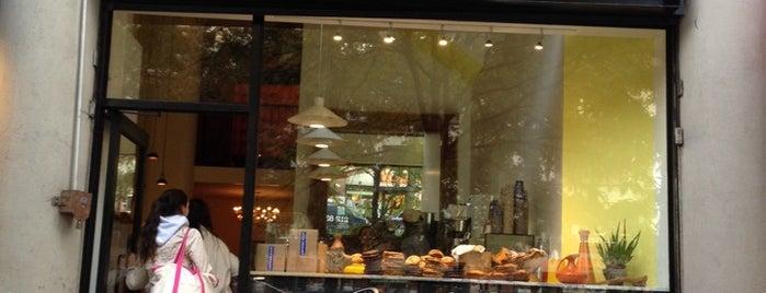 Birdbath Neighborhood Green Bakery is one of Are you SURE I'm on the UWS?.