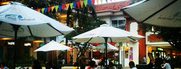 Food Park is one of Venue Of Mal Bali Galeria.