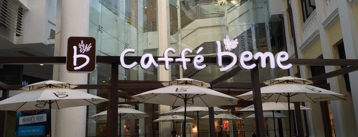 Caffé Bene is one of Gurney Paragon.