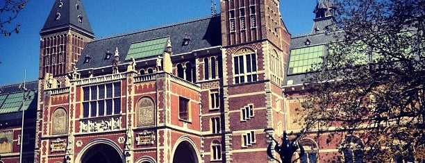 Rijksmuseum is one of 1,000 Places to See Before You Die - Part 2.