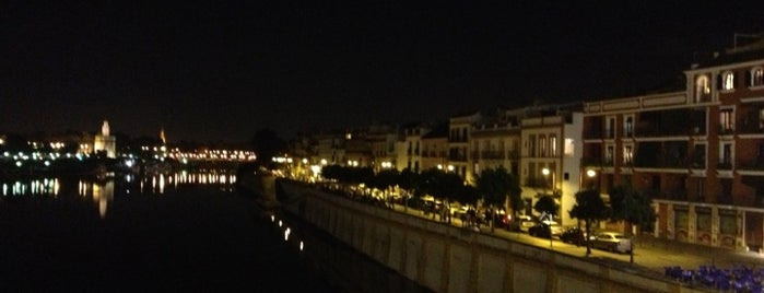 Betis Street is one of Favorite Places Around the World.