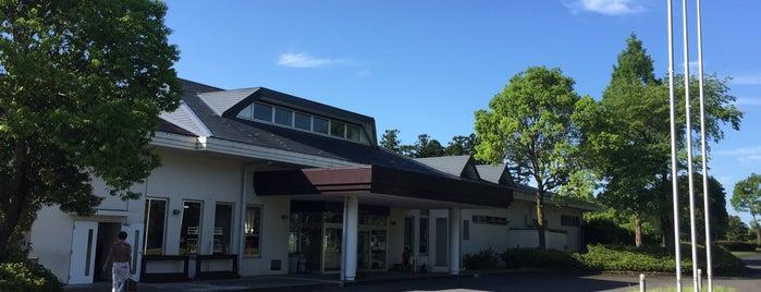 ライジングゴルフクラブ is one of ゴルフ場(茨城).