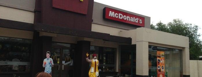 McDonald's is one of FOODS ♥.