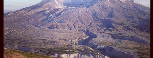 Mount St. Helens National Volcanic Monument is one of Things to do in Washington.