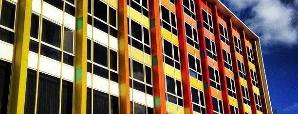 Dan Hotel Tel Aviv is one of 36 hours in...Tel Aviv.