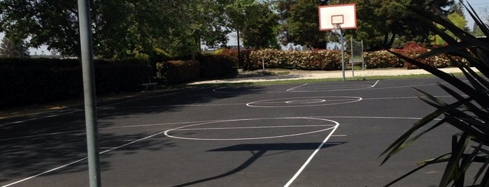 Rucker's Basketball Court is one of Paul's tips.