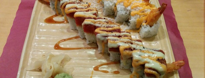 Yamato Sushi is one of Sushi Tour ~ Downtown to Hunt Valley.