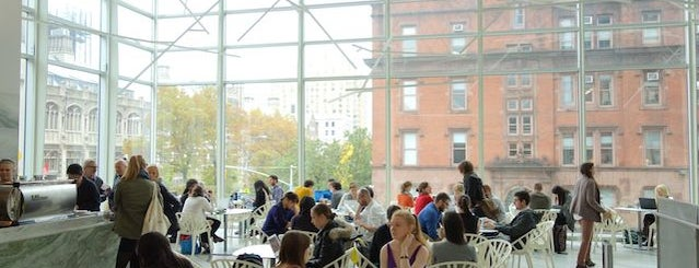 Best Cafes Near Columbia University