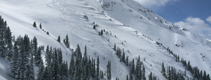 Silverton Mountain is one of Top picks for Ski Areas.