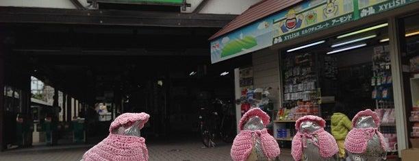江ノ島駅 (Enoshima Sta.) is one of 2009.03 Kanagawa Tiba Tokyo.