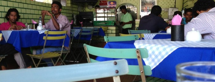 Banana Leaf is one of Cafe's and Restaurants Lists in Male'.