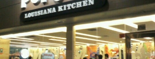 Popeyes Louisiana Kitchen is one of lugares donde voy :-).
