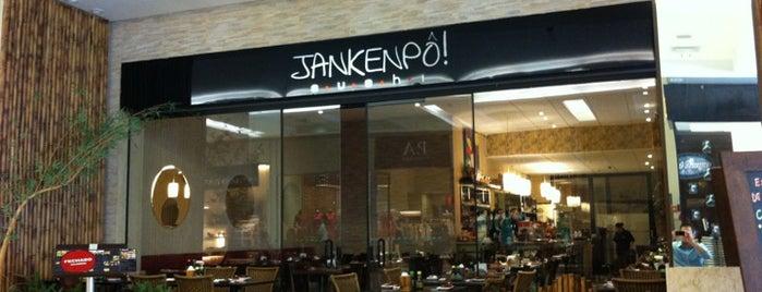 Jankenpô! is one of Top picks for Restaurants.