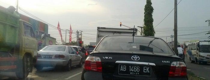 Perempatan Ringroad Jalan Parangtritis is one of YOGYAKARTA.