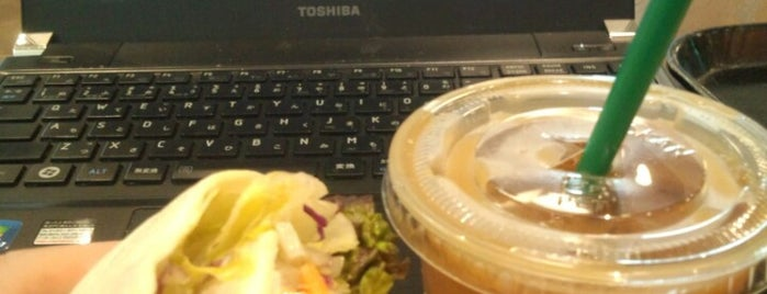 Starbucks Coffee アトレ四谷店 is one of Starbucks Coffee (東京23区:千代田・中央・港以外).