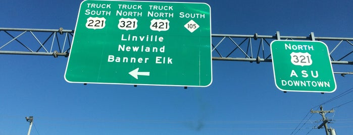 Boone, NC is one of North Carolina.