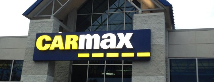 CarMax is one of All-time favorites in United States.