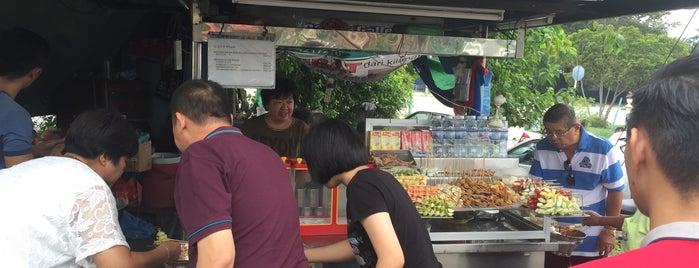 巴眼海边水果串串 is one of Penang Foods.