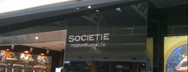 Societie is one of Vinyl Badge.