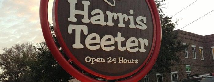 Harris Teeter is one of Grocery Store.