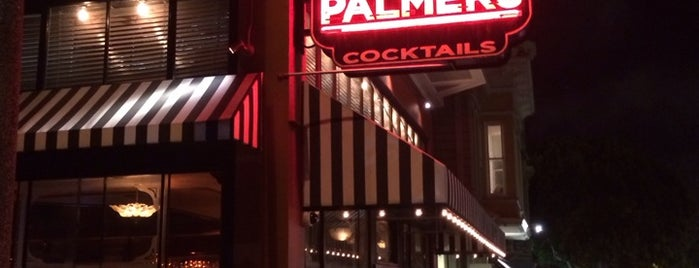 Palmer's Tavern is one of San Francisco.