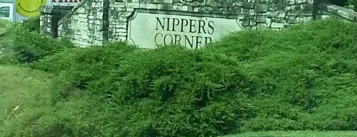 Nippers Corner is one of Nashville.