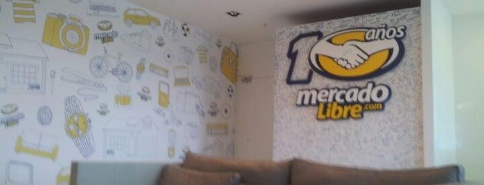 MercadoLibre HQ is one of Empresas de Tecnología.