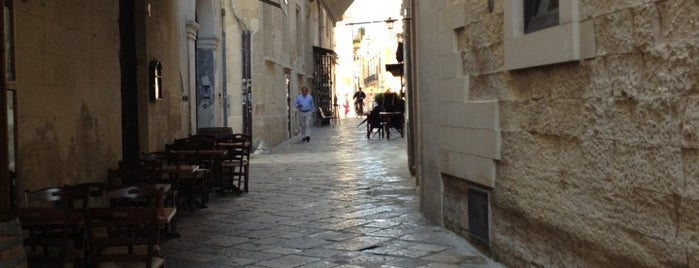 Lecce is one of Cosa visitare.