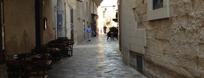 Lecce is one of Cosa visitare.