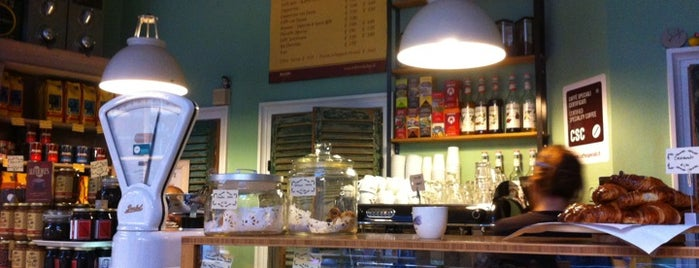 Melly's Espresso - Cookies Bar is one of My favorites in Amsterdam.