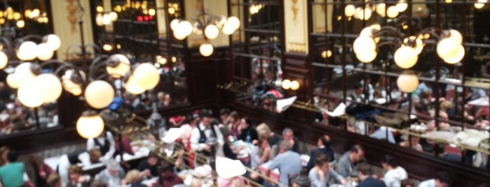 Bouillon Chartier is one of Paris // For Foreign Friends.