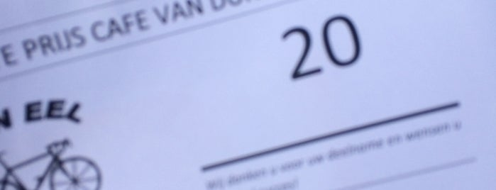 Café Van Dun is one of ravels.
