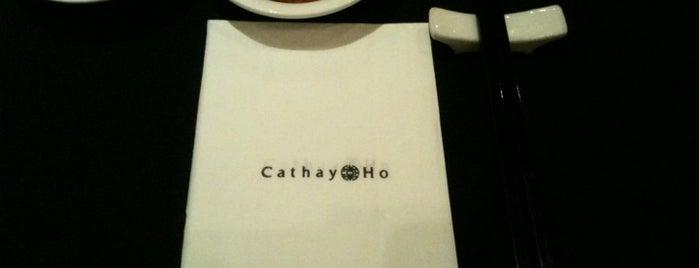 Cathay Ho is one of 이화여자대학교 Ewha Womans University.