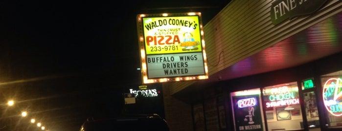 Waldo Cooney's is one of favorites.