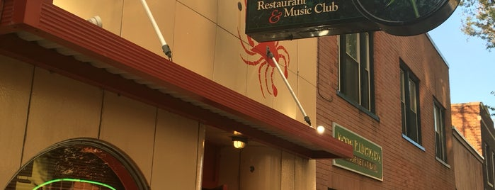 Franco's Lounge Restaurant & Music Club is one of PA Shooflyer.