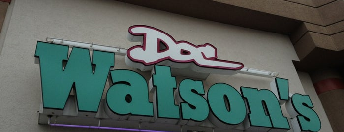 Doc Watson's is one of Places in the mighty #toledo area. #ttown #visitUS.