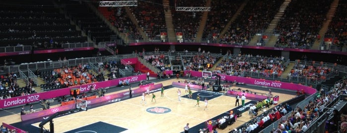 Basketball arena and Velodrome viewing point is one of Guardian Olympic park walking tour.