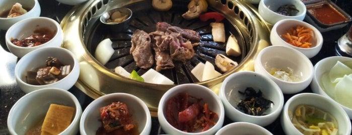 Genwa Korean BBQ is one of Los Angeles.