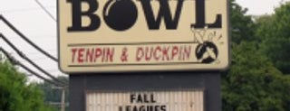 "Greenmount Bowl is one of Nostalgic Baltimore - ""Duck Pin Bowling""."