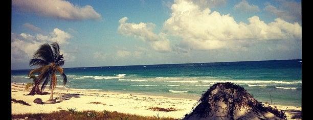 Sian Ka'an Beach is one of Tulum.