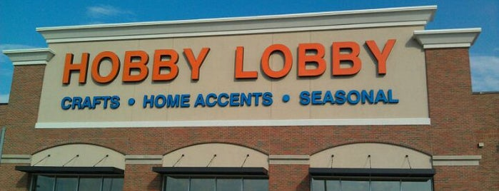 Hobby Lobby is one of Top picks for Arts & Crafts Stores.
