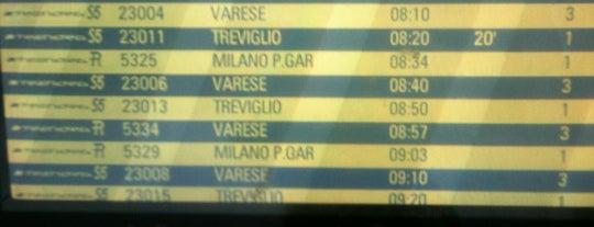 Stazione Legnano is one of Linee S e Passante Ferroviario di Milano.