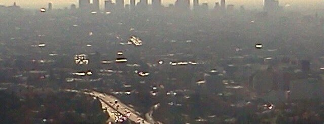 Hollywood Bowl Overlook is one of L.A..