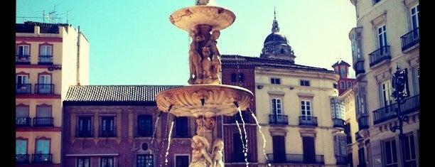 Centro Histórico de Málaga is one of 101 cosas que ver en Málaga antes de morir.