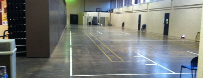Maurice Stokes Athletics Center is one of Just for Fun!.
