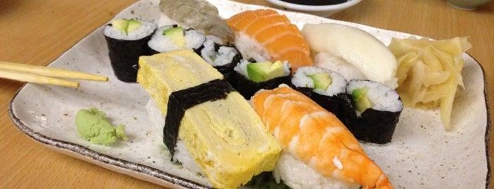 Okuyama No Sushi is one of Badge ¤ Bento.