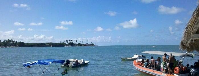 Praia Coroa Do Avião is one of Turistando em Pernambuco/Tourism in Pernambuco.