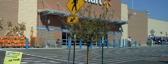 Walmart Supercenter is one of Black Friday 2011.